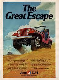 vintage toyota ad 1974 jeep renegade cj5 vintage magazine ad via lafontaineauto