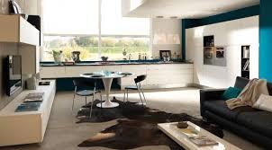 cucine e soggiorno cucina e soggiorno open space le soluzioni di design pi禮 e