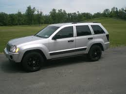 jeep cherokee blacked out famousaffliction 2005 jeep grand cherokee specs photos