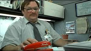 Office Space Stapler Meme - remembering the stapler youtube
