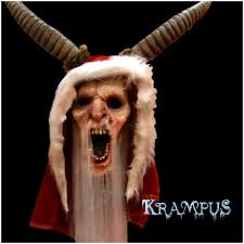 mask from halloween movie official krampus mask mad about horror