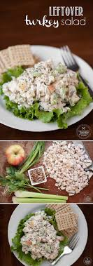 leftover turkey salad best comfort foods turkey