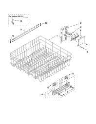kenmore dishwasher manual 665 kenmore elite dishwasher parts model 66513113k701 sears