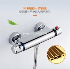 yanjun shower faucet sets modern thermostatic bathroom bath shower