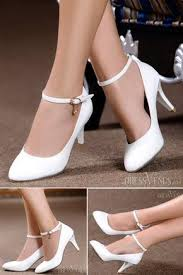 Comfortable High Heels For Wedding Best 25 White Heels Ideas On Pinterest White Strappy Heels