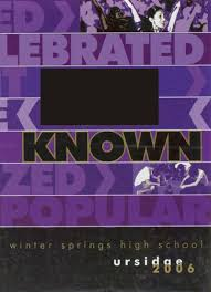winter high school yearbook 2006 winter springs high school yearbook online winter springs fl