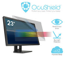 what is blue light filter blue light filter for laptop computer screen multi sizes ocushield