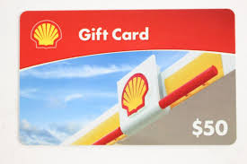 gasoline gift cards shell 50 dollar gift card property room