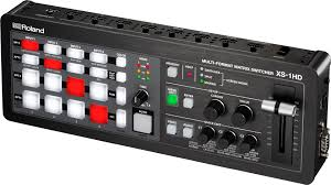 roland pro a v xs 1hd multi format matrix switcher