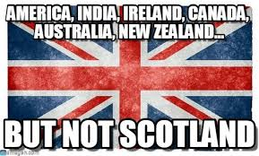 Scottish Meme - scotland rejects independence internet reacts accordingly