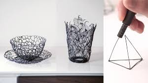 lix the world u0027s smallest 3d printing pen lets you draw in the air