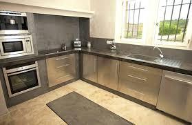 plan de travail cuisine en zinc plan de travail cuisine en zinc recouvrir plan de travail cuisine