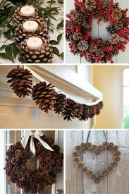 15 pine cone craft projects for christmas the nice nest