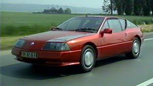 alpine a610 1990 renault alpine gta v6 turbo mille miles french youtube