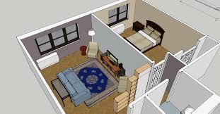Simple Room Layout Interesting Living Room Layout Open Floor Plan 3402