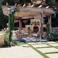 Outdoor Rooms Com - rustic patios google search garden room outdoor areas