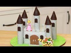 super mario cake nerdy nummies via youtube really kewl nerdy