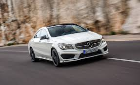 2014 mercedes cla250 coupe 2014 mercedes cla250 cla250 4matic drive review