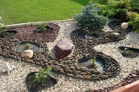 rockery stones what is it and how to create a modern garden with
