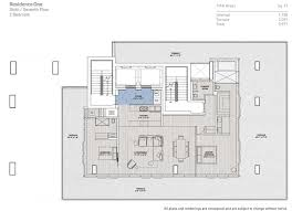 glass floor floor plans of glass miami beach condo miami