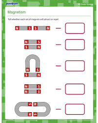 magnetism u2013 science worksheet on magnetism for 5th grade u2013 jumpstart