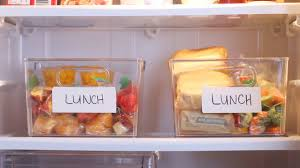 hacks to make packing your morning lunches easier youtube