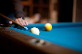 Smart Pool Table Pool Training How Pros Really Aim In Billiards