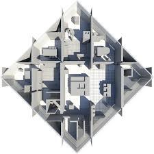 custom 20 diamond house inspiration of the sims 4 build modern