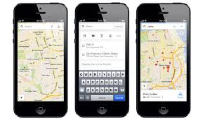 Offline Maps Android Google Maps For Android And Ios Update Includes Offline Mode And Uber
