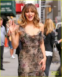 david letterman scares katharine mcphee by asking her about her
