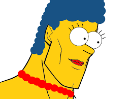 Handsome Face Meme - handsome face marge by firefoxomicron on deviantart