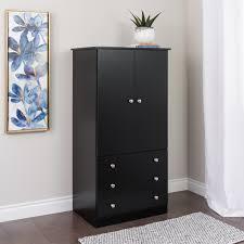 White Wardrobe Closet Ikea Closet Design Cheap Armoire Bedroom Armoir Makrillarnacom