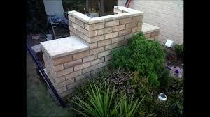 build brick bbq pit fire pit design ideas
