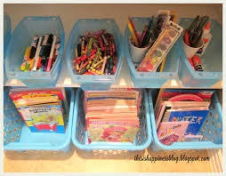 this is happiness organized kids u0027 arts and crafts closet