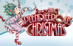 fancy christmas fancy nancy splendiferous christmas welcome