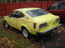 yellow toyota corolla sr5