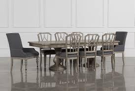 caira 9 piece extension dining set w diamond back chairs living caira 9 piece extension dining set w diamond back chairs 360
