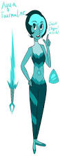 blue opal gemsona gemsona by buttercup moth on deviantart