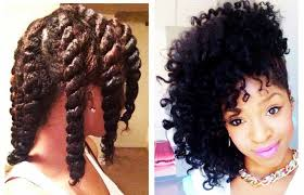 stranded rods hairstyle 6 heat free ways to stretch your curls kimberly elise natural living