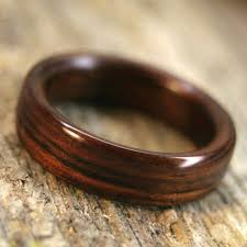 wooden wedding bands best 25 wood wedding bands ideas on mens wood wedding