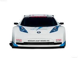nissan leaf nismo rc concept 2011 pictures information u0026 specs