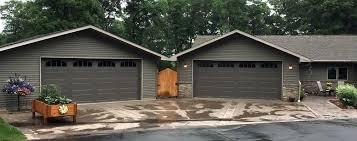 central mn door service residential u0026 commercial garage door