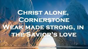 cornerstone cornerstone hillsong live 2012 hd with lyrics