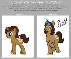 Custom Meme Maker - mlp character creator meme by spud133 on deviantart