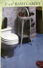 Cut To Size Bathroom Rugs Black Bathmats Rugs Toilet Covers Ebay