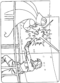 star wars coloring book pages kids coloring