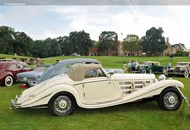 mercedes 500k 1935 mercedes 500k at the concours d elegance of america at