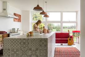 house tour an artistic colorful u0026 patterned uk home apartment