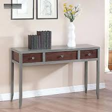 modern console table with drawers sofa table contemporary console tables by orientcontemporary modern