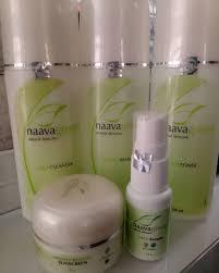 Serum Naavagreen ready naavagreen milk cleanser wash toner serum